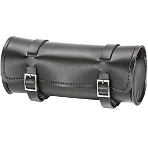 "Power-Trip Stealth Round Outdoor Tool Bag - Black / Size 11"" L x 4.5"" D"