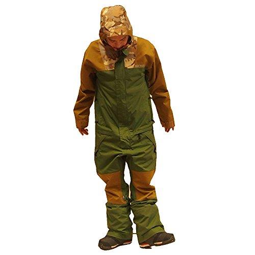 AIRBLASTER(エアブラスター) Freedom Suit (エアブラスター) スノーボードウェア OliveM