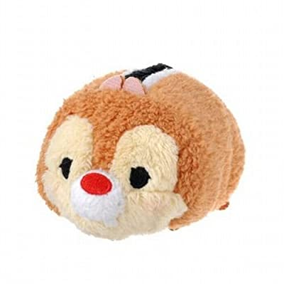 Tsum Tsum Plush Rare Small Size Disney Dale Japan Import
