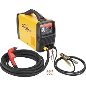 Northern Industrial Welders Plasma 375 230V Inverter-based Plasma Cutter - 40 Amp Output by Northern Industrial Welders