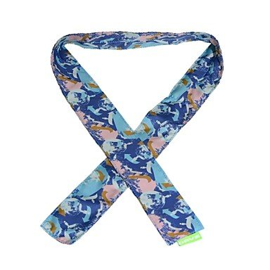 Zcldavs Outdoor Coolmax Anti-Sunstroke Cool Scarf