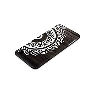 Cover Affair Mandala Printed Back Cover Case for Apple iPhone 6 Plus