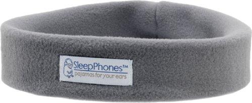 Acousticsheep Sleepphones Wireless Sleep Headphones (Gray, Extra Large)