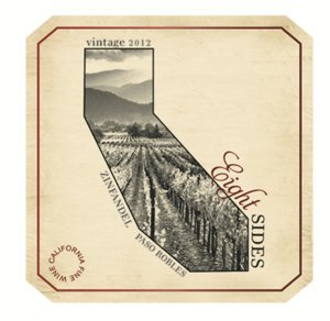 2012 Eight Sides Paso Robles Zinfandel 750 Ml