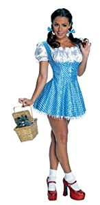 Secret Wishes Wizard Of Oz 75th Anniversary Edition Sequin Dorothy Costume