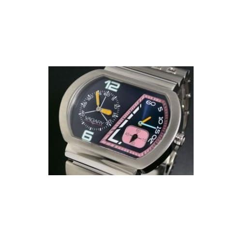 [バガリー] VAGARY 腕時計 デュアルタイム IX0-018-71 ユニセックス [並行輸入品]