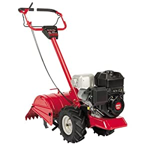 Yard Machines 21AA40M1000 18-Inch 208cc Briggs & Stratton 400 Series Gas Powered Power More Rear Tine Tiller (Discontinued by Manufacturer)
