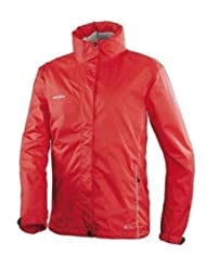 VAUDE women's Escape Bike Jacket III red (Size: 36) rain jacket womens