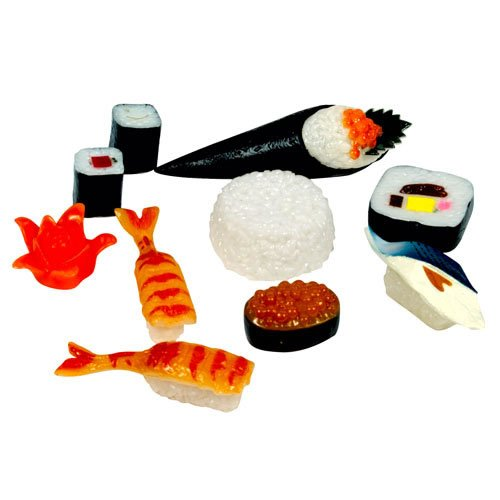Mojo Education Japanese Play Food Set