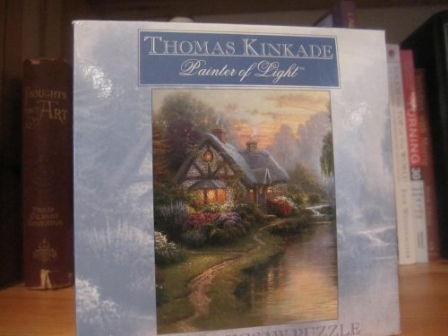 Thomas Kinkade Painter of Light Puzzle-Boston