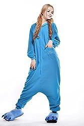 Rong Unisex Cosplay Costume Animal Onesie Pajamas Kigurumi One Size