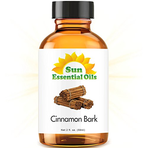 Cinnamon Bark (2 fl oz) Best Essential Oil - 2 ounces (59ml)