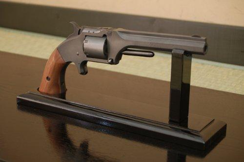 坂本龍馬 愛用拳銃 S&W Model 2 Army