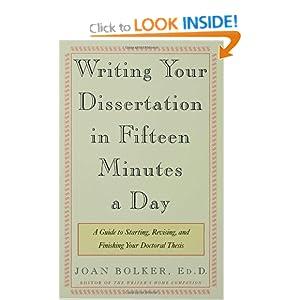 list of dissertation top