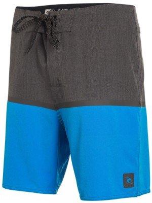 """Rip Curl Mirage abbinate """"18""""-Costume da bagno da uomo BLU Azul (Blue) 36"""