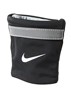 Nike Running High Contrast Storage Band - Black S/M