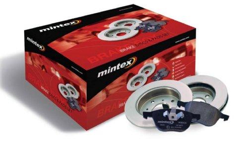 Citreon Xsara Picasso Brake Discs Kit by Mintex