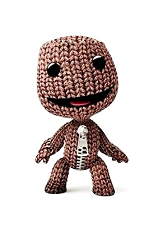 Peluche 'Little big planet' -  Sackboy - 17 cm