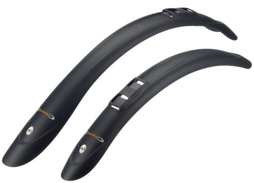 SKS Beavertail Bicycle Fender Set (26 and 28-Inch Bikes)