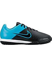 Nike Youth Magista Onda Turf (BLACK/TURQUOISE BLUE/BLACK)