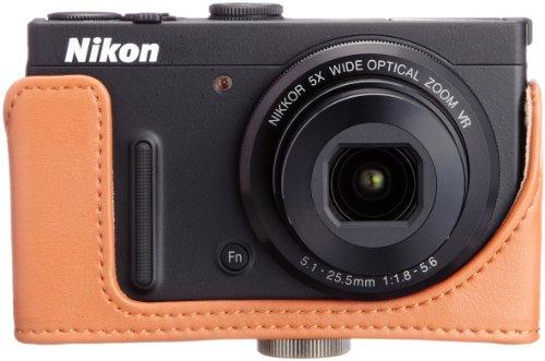【amazon.co.jp限定】ニコン デジタルカメラ COOLPIX P330BK ケースセットA P330BK+CS-NH51CMA