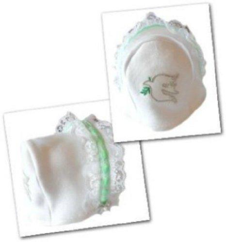 Newborn Baby Bonnets front-1069193