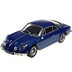 voiture miniature renault alpine a110 v85 1970 modele. Black Bedroom Furniture Sets. Home Design Ideas