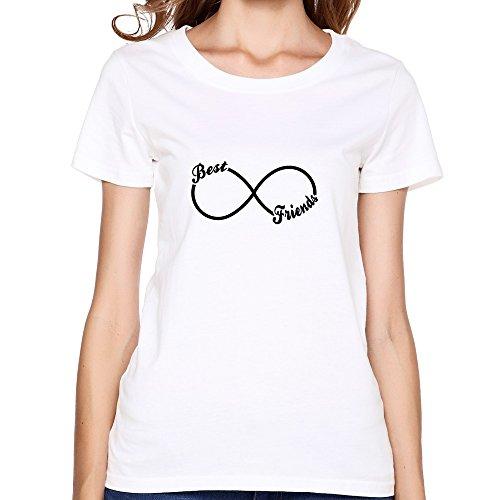 Creating Women Bff Best Friends Forever Shirt Medium