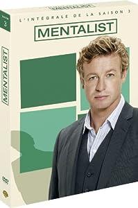 The Mentalist, saison 3 - Coffret 5 DVD