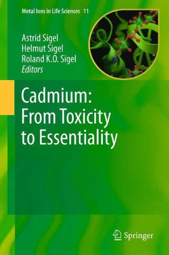 Cadmium: From Toxicity to Essentiality (Metal Ions in Life Sciences)