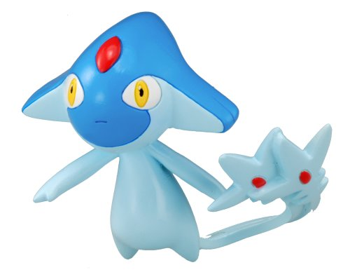 "Takaratomy Azelf (MC-86): Pokemon Monster Collection 2"" Mini Figure"