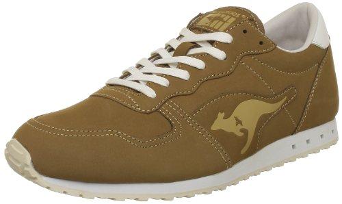 Kangaroos  Blaze-Nubuck,  Sneaker uomo, Marrone (Braun (Brown)), 45 EU