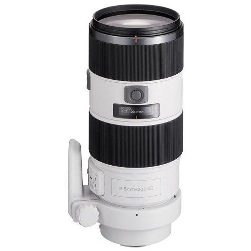 SONY SAL-70200G 70-200mm F2.8 G lens