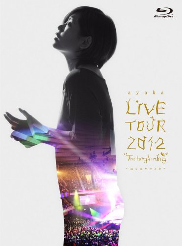 "絢香 LIVE TOUR 2012 ""The beginning""~はじまりのとき~ (Blu-ray Disc+CD)"