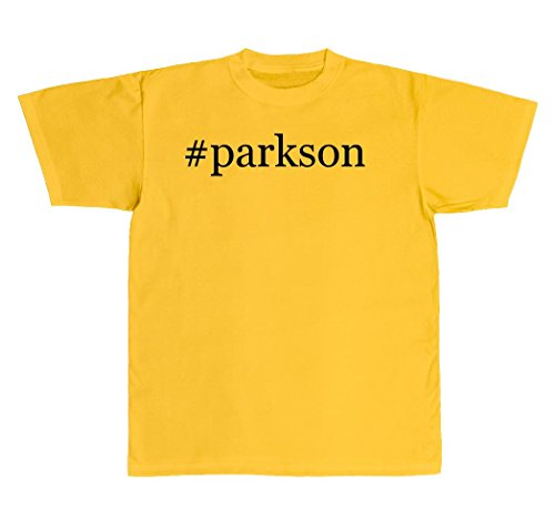parkson-new-adult-mens-hashtag-t-shirt-yellow-xxx-large