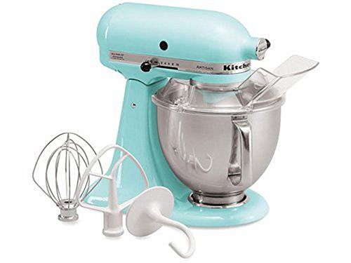 New Shop Kitchenaid 5-Qt. Artisan Stand Mixer, Ice