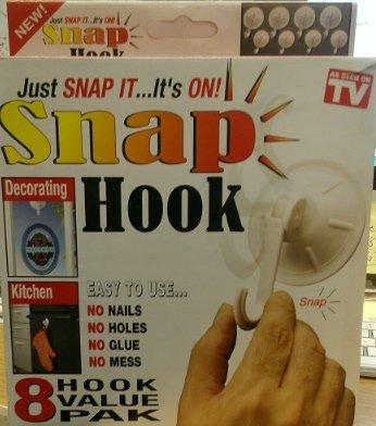 Snap Hook 8-Hook Value Pack