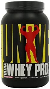 Universal Nutrition Ultra Whey Pro, Cookies And Cream, 6.6-Pounds