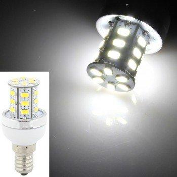 E14 3W 24 Leds 5630 Smd Corn Spot Light Lamp Bulb Energy Saving White