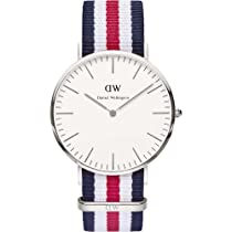 Daniel Wellington Watch - Classic Canterbury - Silver