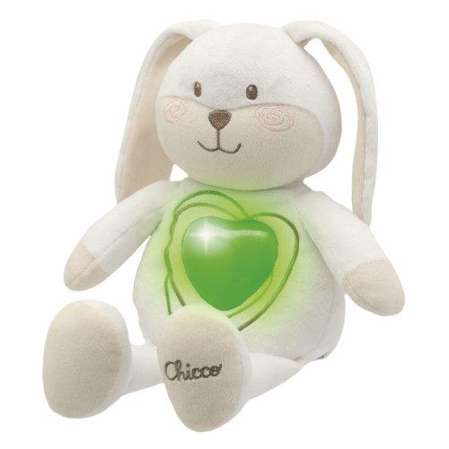 Chicco 00002729000000 - Peluche coniglietto dolce cuore
