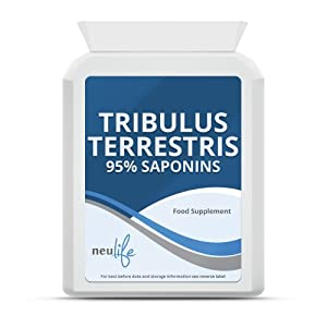 Neulife Health and Fitness - Tribulus Terrestris 95% Saponins - 120 Capsules