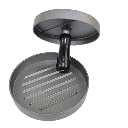Presse à burger, leadway® Presse à hamburger Patty Moule anti-adhésif, en aluminium, idéal pour barbecue et Hamburger