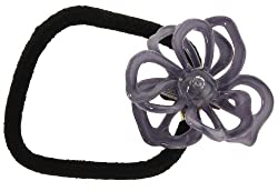 Trendy Baubles Lilac Cut Flower Rubberband