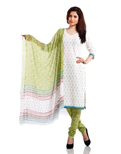 Pinkshink Womens Cotton Unstitched Salwar Suit Dress ...