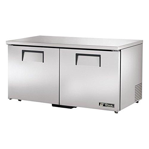 True TUC-60F-LP 61 Low Profile Undercounter Freezer