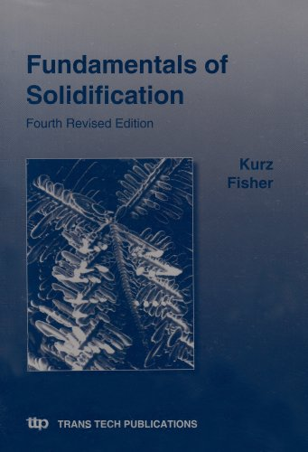 Fundamentals of solidification