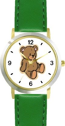 Plain Teddy - Bear Animal - WATCHBUDDY® DELUXE
