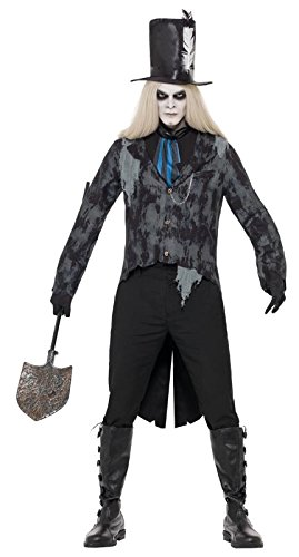 Men's Ghost Undertaker Costume
