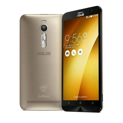 Asus Zenfone 2 Laser ZE550KL  Gold  Certified Refurbished  available at Amazon for Rs.6999